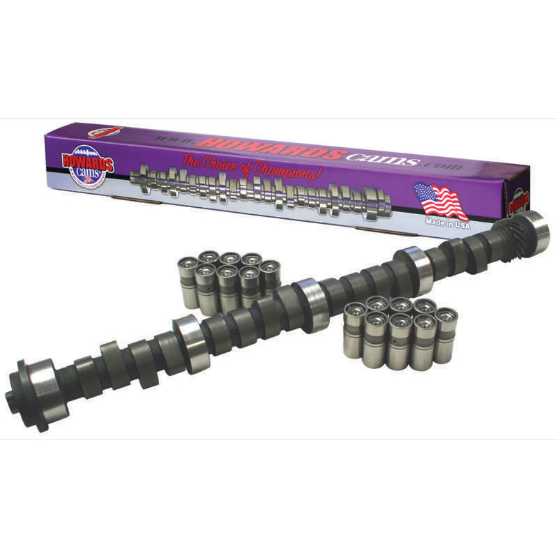Hydraulic Flat Tappet Camshaft & Lifter Kit